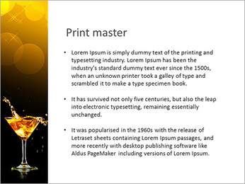 Martini PowerPoint Template - Slide 76