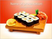 Japaneese Restaurant PowerPoint Templates