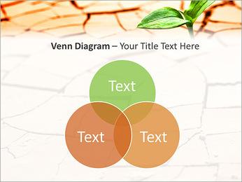 Fissure dans le sol Modèles des présentations  PowerPoint - Diapositives 13