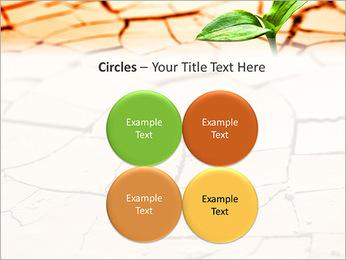 Fissure dans le sol Modèles des présentations  PowerPoint - Diapositives 18