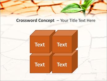 Fissure dans le sol Modèles des présentations  PowerPoint - Diapositives 19