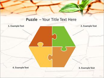 Fissure dans le sol Modèles des présentations  PowerPoint - Diapositives 20
