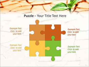 Fissure dans le sol Modèles des présentations  PowerPoint - Diapositives 23
