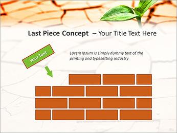Fissure dans le sol Modèles des présentations  PowerPoint - Diapositives 26