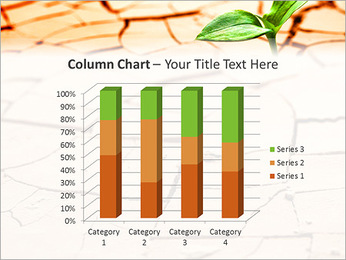 Fissure dans le sol Modèles des présentations  PowerPoint - Diapositives 30