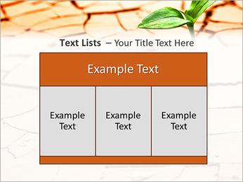 Fissure dans le sol Modèles des présentations  PowerPoint - Diapositives 39