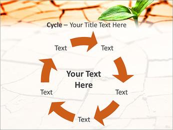 Fissure dans le sol Modèles des présentations  PowerPoint - Diapositives 42