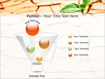 Fissure dans le sol Modèles des présentations  PowerPoint - Diapositives 43