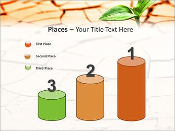 Fissure dans le sol Modèles des présentations  PowerPoint - Diapositives 45