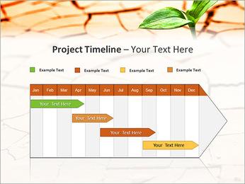 Fissure dans le sol Modèles des présentations  PowerPoint - Diapositives 5