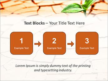 Fissure dans le sol Modèles des présentations  PowerPoint - Diapositives 51