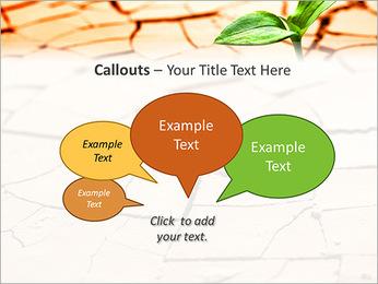 Fissure dans le sol Modèles des présentations  PowerPoint - Diapositives 53
