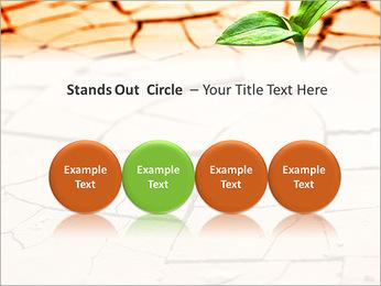 Fissure dans le sol Modèles des présentations  PowerPoint - Diapositives 56