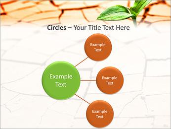 Fissure dans le sol Modèles des présentations  PowerPoint - Diapositives 59