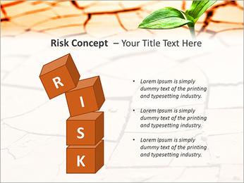 Fissure dans le sol Modèles des présentations  PowerPoint - Diapositives 61