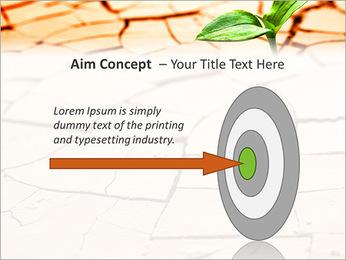 Fissure dans le sol Modèles des présentations  PowerPoint - Diapositives 63
