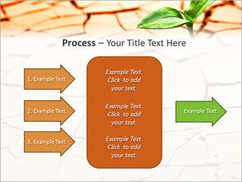 Fissure dans le sol Modèles des présentations  PowerPoint - Diapositives 65