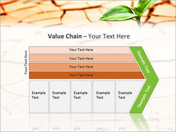 Fissure dans le sol Modèles des présentations  PowerPoint - Diapositives 7