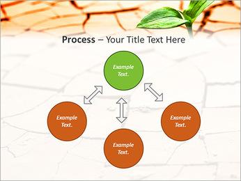 Fissure dans le sol Modèles des présentations  PowerPoint - Diapositives 71