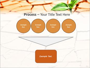 Fissure dans le sol Modèles des présentations  PowerPoint - Diapositives 73