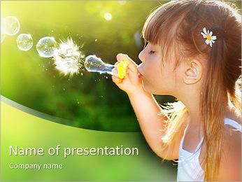 Shoum Bubble PowerPoint Template