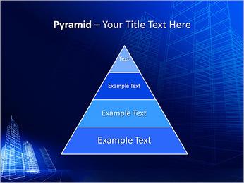Arranha-céu de Projetos Modelos de apresentações PowerPoint - Slide 10