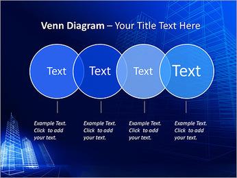 Arranha-céu de Projetos Modelos de apresentações PowerPoint - Slide 12