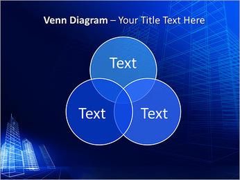 Arranha-céu de Projetos Modelos de apresentações PowerPoint - Slide 13