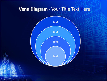 Arranha-céu de Projetos Modelos de apresentações PowerPoint - Slide 14