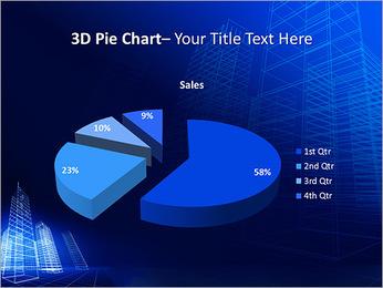 Arranha-céu de Projetos Modelos de apresentações PowerPoint - Slide 15