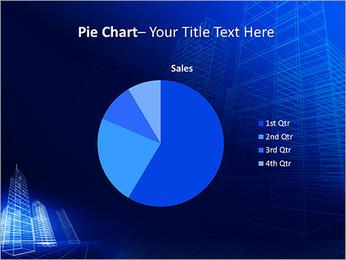 Arranha-céu de Projetos Modelos de apresentações PowerPoint - Slide 16