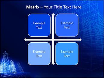 Arranha-céu de Projetos Modelos de apresentações PowerPoint - Slide 17