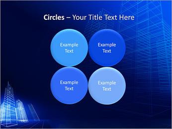 Arranha-céu de Projetos Modelos de apresentações PowerPoint - Slide 18