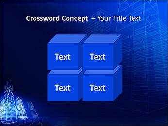 Arranha-céu de Projetos Modelos de apresentações PowerPoint - Slide 19