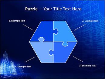 Arranha-céu de Projetos Modelos de apresentações PowerPoint - Slide 20
