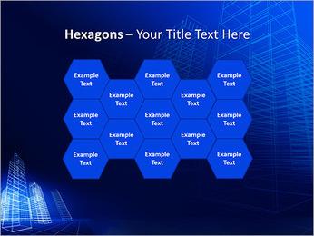 Arranha-céu de Projetos Modelos de apresentações PowerPoint - Slide 24