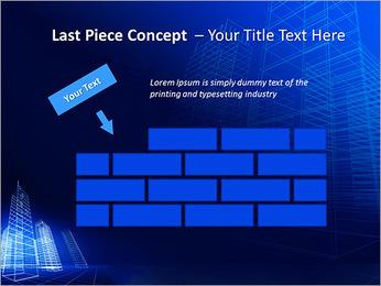 Arranha-céu de Projetos Modelos de apresentações PowerPoint - Slide 26