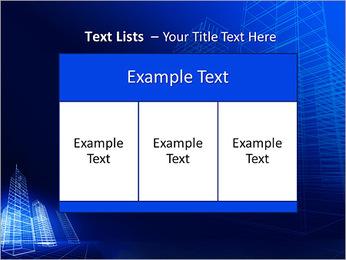 Arranha-céu de Projetos Modelos de apresentações PowerPoint - Slide 39