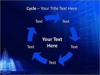 Arranha-céu de Projetos Modelos de apresentações PowerPoint - Slide 42