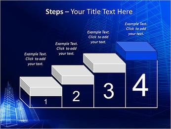 Arranha-céu de Projetos Modelos de apresentações PowerPoint - Slide 44