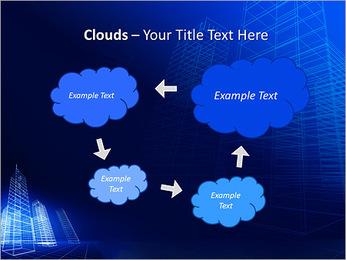 Arranha-céu de Projetos Modelos de apresentações PowerPoint - Slide 52