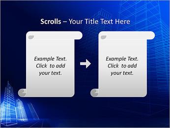 Arranha-céu de Projetos Modelos de apresentações PowerPoint - Slide 54