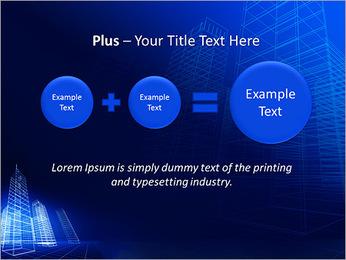 Arranha-céu de Projetos Modelos de apresentações PowerPoint - Slide 55
