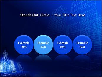 Arranha-céu de Projetos Modelos de apresentações PowerPoint - Slide 56