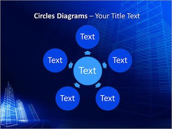 Arranha-céu de Projetos Modelos de apresentações PowerPoint - Slide 58