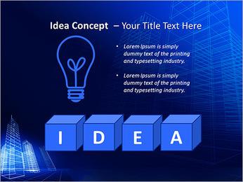 Arranha-céu de Projetos Modelos de apresentações PowerPoint - Slide 60