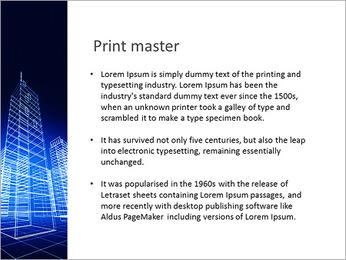 Arranha-céu de Projetos Modelos de apresentações PowerPoint - Slide 76