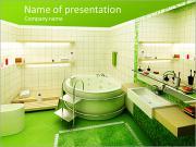Bathroom Design PowerPoint Templates