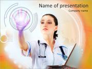 Medical Modern Technologies PowerPoint Templates