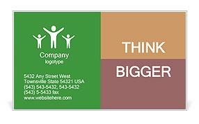 Long awaited sms business card template design id 0000004710 long awaited sms business card template colourmoves